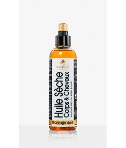 Naturado - Huile sèche corps et cheveux bronzage sublimateur - 200 ml