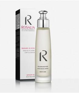 Rosalia - Huile Sèche Velours de Rose - 100 ml
