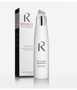 Rosalia - Lait D make visage et yeux - 200 ml