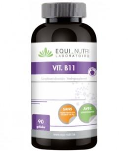 Equi - Nutri - Vitamine B11 L Carnitine et Magnésium - 90 gélules