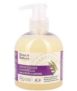 Douce Nature - Savon de Marseille naturel - 300 ml