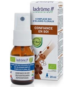 Ladrome - Complexe d'élixirs floraux CONFIANCE EN SOI - 20 ml