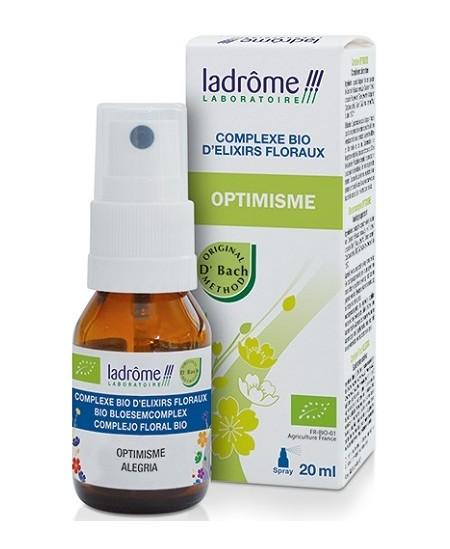 Ladrome - Complexe d'élixirs floraux OPTIMISME - 20 ml