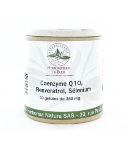 Herboristerie de Paris - Coenzyme Q10 - 30 gélules