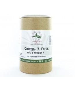Omega 3 Forte - 120 capsules de 705 mg