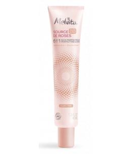 Melvita - Nectar de Roses BB Crème bio Teinte Clair - 40 ml