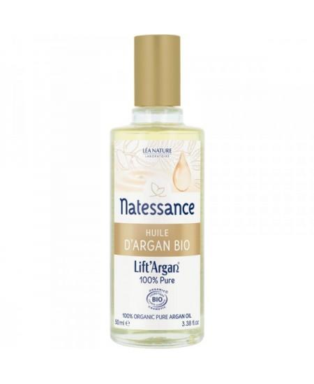 Natessance - Huile d'Argan 100% pure Lift'Argan - 50 ml