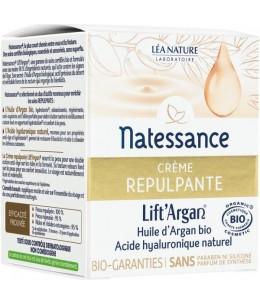 Natessance - Crème Repulpante Anti rides Lift'Argan - 50 ml