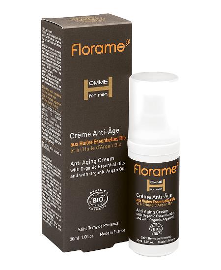 Florame - Crème homme anti âge - 30 ml