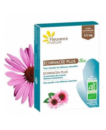 Fleurance Nature - Echinacée Plus Bio - 15 comprimés