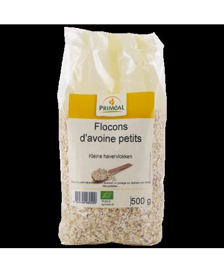 Primeal - Flocons d'avoine petits - 500 g