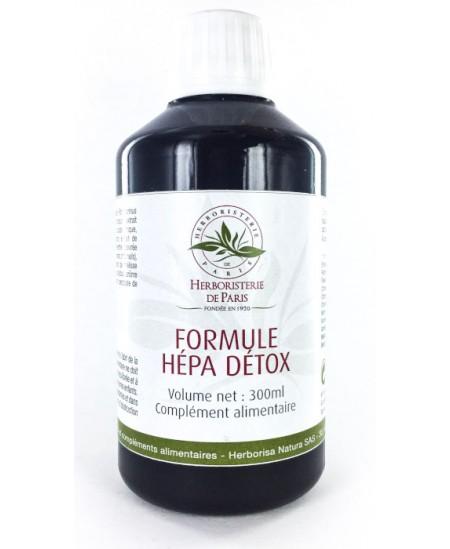 Herboristerie de Paris - Formule Hépa Détox - 300 ml