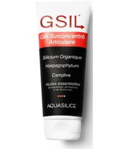 Aquasilice - GSA Gel Surconcentré Articulaire Tube - 200 ml