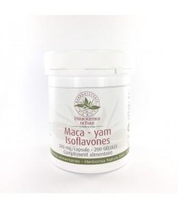 Herboristerie de Paris - Maca Yam Isoflavones - 200 gélules