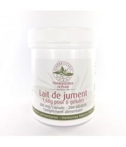 Herboristerie de Paris - Lait de Jument - 200 Gélules