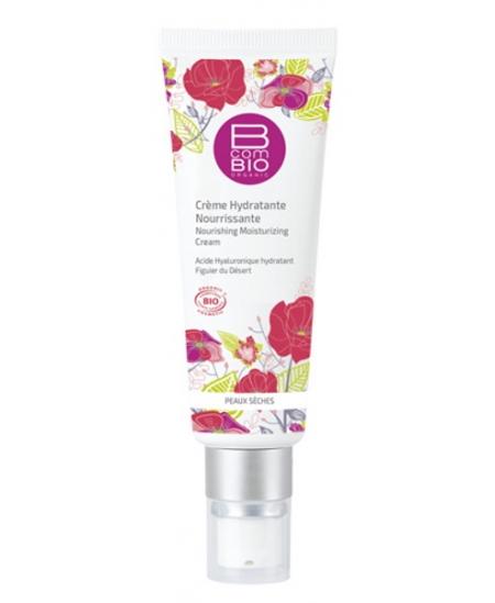 BcomBio - Crème hydratante bio peaux sèches - 50 ml