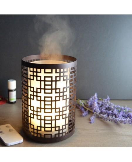 Zen'Arôme - Diffuseur ultrasonique d'huiles essentielles VELA