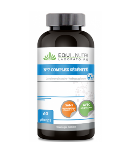 Equi - Nutri - Plénor Complexe N° 7 - 60 gélules