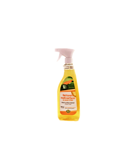 Alepia - Nettoyant multi surface au savon d'Alep - 500 ml