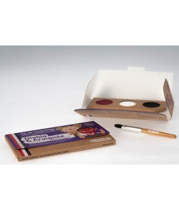 Namaki - Kit maquillage 3 couleurs Diable et Araignée