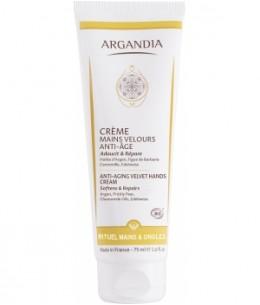 Argandia - Crème Mains Velours Anti-Âge - 75 ml