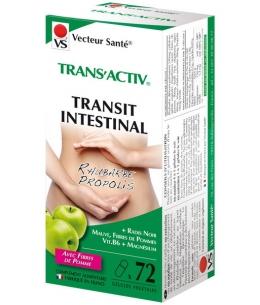 Vecteur Santé - Trans'Activ - 72 gélules végétales