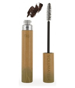 Couleur Caramel - Mascara naturel No 42 brun volumateur - 9ml marron velours Espritphyto