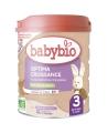 Babybio - Lait de croissance OPTIMA 10 mois à 3 ans - 800 gr