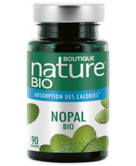 Boutique Nature - Nopal 500 Bio - 90 Comprimés