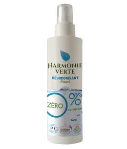 Harmonie Verte - Désodorisant fleuri vaporisateur - 200 ml
