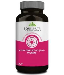 Equi - Nutri - N°39 Complex AO Anti-oxydant - 60 gélules
