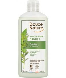 Douce Nature - Shampoing Douche de Provence Verveine de l'Ardèche - 250 ml