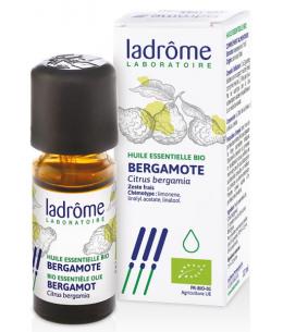 Ladrôme - Huile Essentielle Bio - Bergamote - 10 Ml