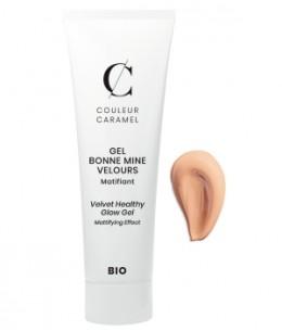 Couleur Caramel - Gel bonne mine velours 30 ml No 61 -  Sable chaud 30 ml