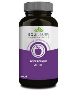 Vitamine B9 acide folique 90 gélules Equi - Nutri groupe de vitamines B Espritphyto