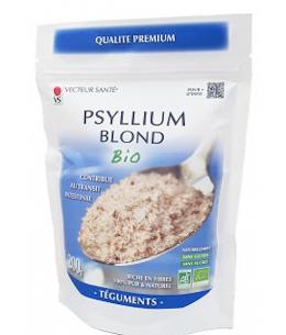 Vecteur Santé - Ispaghul psyllium blond boite de 200 gr