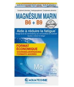 Biotechnie - Magnesium Marin B6 Biotechnie - 100 gélules