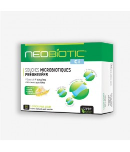 Santé Verte - Neobiotic Ci - 20 sticks