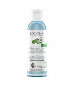 Logona - Démaquillant doux pour les yeux Aloe vera bio - 125 ml