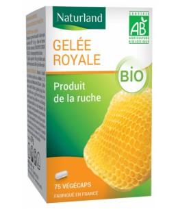 Naturland - Gelée Royale - 75 Végécaps