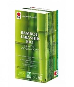 Vecteur Sante - Bambou tabashir bio 120 gélules