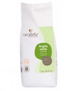 Argiletz - Argile verte surfine 1kg