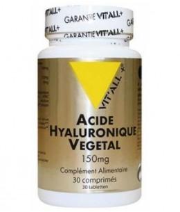Vit'all + - Acide Hyaluronique Végétal 150mg 30 comprimés
