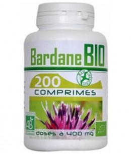 GPH Diffusion - Bardane bio 400mg 200 comprimés