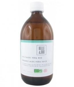 Belle et Bio - Aloe vera liquide 500ml