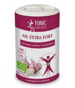 Tonic Nature - Ail Extra Fort 100 capsules