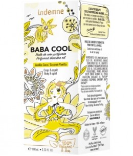 Indemne - BABA COOL Vanille Coco 100ml