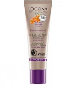 Logona - Age Protection crème de Nuit 30ml
