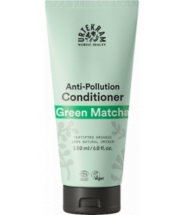 Urtekram - Après shampoing anti pollution Green Matcha 180ml