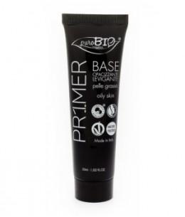 Purobio Cosmetics - Base minéral pour le Teint pour peau grasse 30gr
